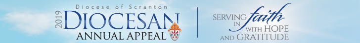 2019 diocese of scranton annual appeal