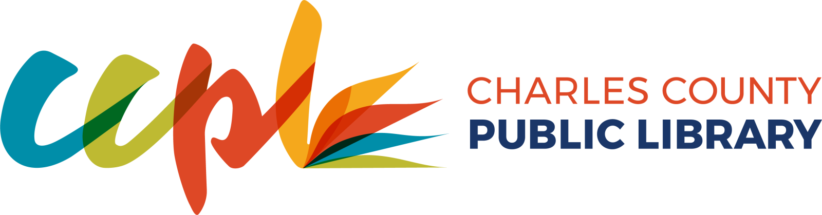Charles County Public Library Logo