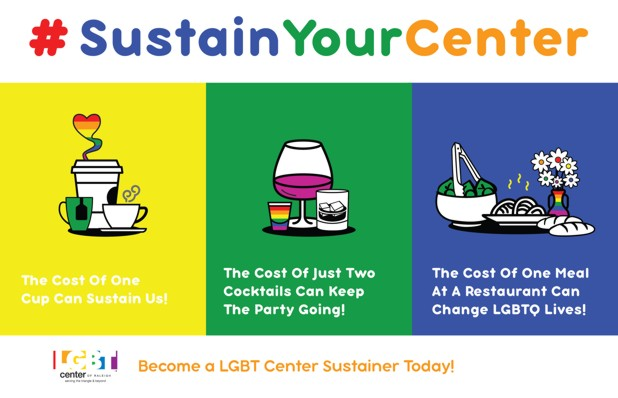 Sustain Your Center