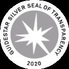 Guidestar Silver Seal Logo