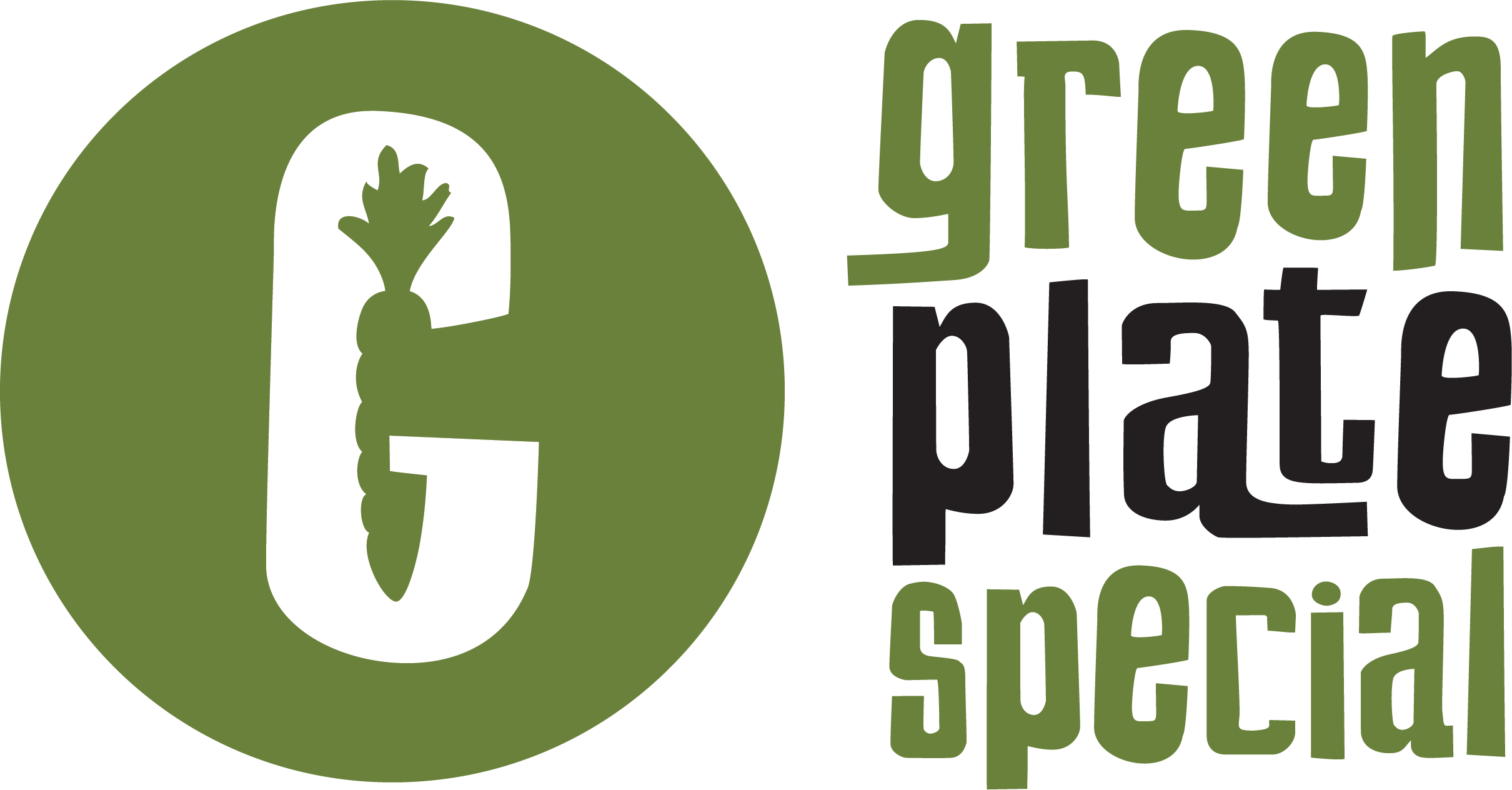 Visit the Green Plate Special website