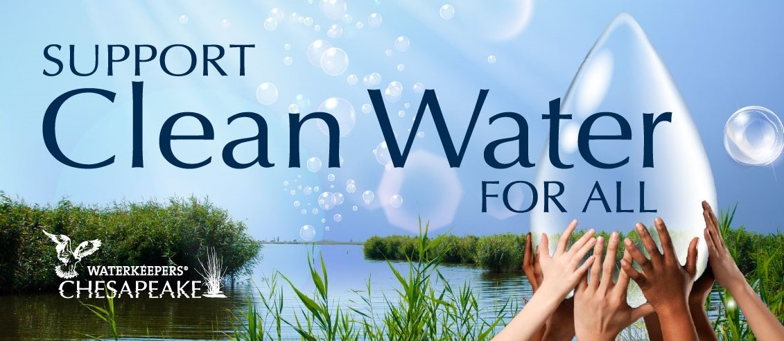 Support Clean Water for All