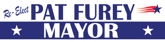 Donate to Re-Elect Torrance Mayor Pat Furey