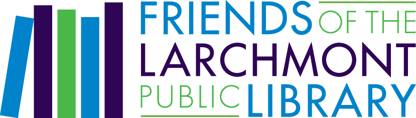 Friends of the Larchmont Public Library Logo
